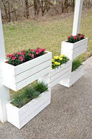 011 diy pallet wood planter box ideas homebnc flower planting