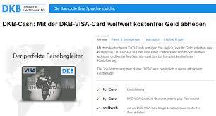 Visa card kostenlos geld abheben