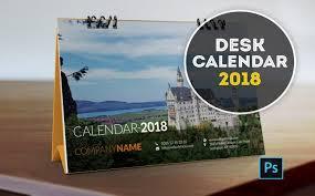 electronic calendar template inspirational desk calendar template 2018 stationery templates creative market of electronic calendar template