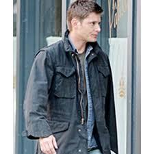 jensen ackles supernatural season 6 dean winchester jacket
