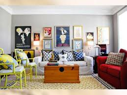 40 Bright And Colorful Living Room Design Ideas DigsDigs Awesome Bright Living Room Decoration