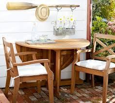 hampstead teak round drop leaf dining table chair set honey