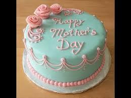 Birthday Cake Delivery In Delhi Mothers Day Cake Yummycake Youtube