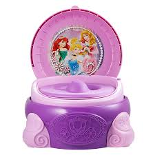 com the first years disney princess magic sparkle 3 in 1 potty system toilet training potties baby