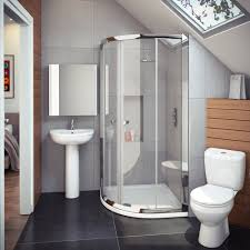 Cove En Suite Bathroom Suite inc Quadrant Enclosure