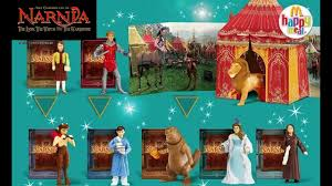 Chronicles of narnia toys