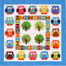 no sew applique patterns free | hooterville pattern from ... & no sew applique patterns free | hooterville pattern from brandywine designs  these chunky funky owls . Adamdwight.com
