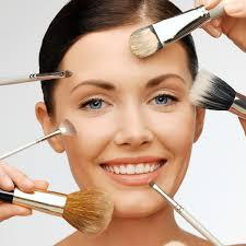 makeup brushes foundation