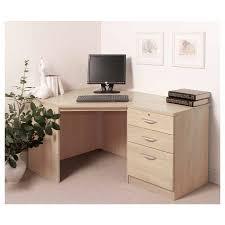 white office corner desk. R White Home Office Corner Desk With Three Drawers - Desks Furniture \u0026 Storage