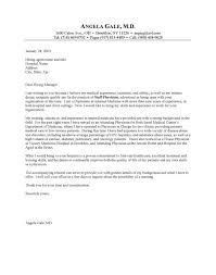 Pediatric Doctor Cover Letter Sarahepps Com