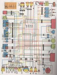 viewing a th 1978 xs750 headlight problem here is a color wiring diagram if you do not have one