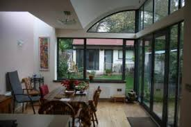 living room extension. simon hoe architect from dublin living room extension