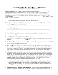 rental agreement rental lease agreement form rental application form 04