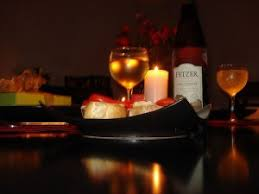 Imagini pentru o seara romantica