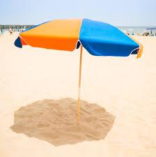 beach umbrella. Perfect Umbrella Beach Umbrella With B