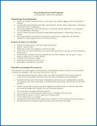 How To Make A Resume For Job Examples Sample Objective For Resume First Job Emberskyme 24