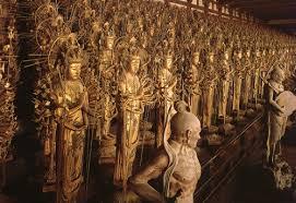 Resultado de imagen de estatua de kannon