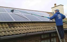 pvc solar pvc u patio clean property cleaning specialists solarpanel cleaningrhpvccleancouk diy rooftop solar shower for
