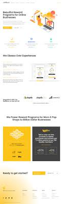 Moonray Web Design Home Page For Smile Io Beautiful Reward Programs For
