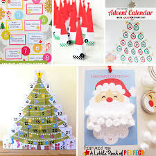 easy calendars 13 free printable christmas advent calendars for kids