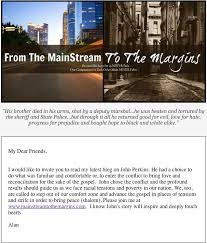 Mainstream to the Margins - Posts   Facebook
