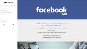 This Free Facebook Ads Proposal Template Won 94m Of Business