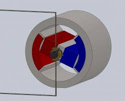 electric motor brush diagram. An Animation Of A DC Electric Motor In Operation Brush Diagram