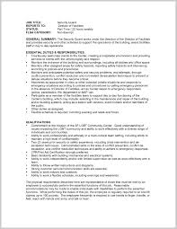 Security Guard Resume Sample No Experience Exciting Security Guard Resume Sample No Experience 24 Resume 1