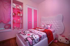 Hello Kitty Bedroom Ideas