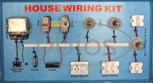 house wiring model the wiring diagram house wiring kit view specifications details of physics house wiring