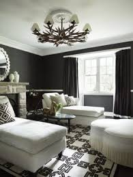 another black room i m in heaven especially love the stonework for the homeliving