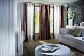 curtain designs for living room earth tone