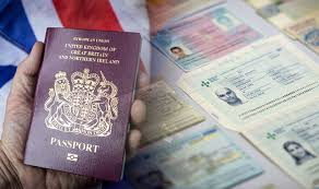 Document uk Travel If Real To Fake Passport Show Isn't News Signs Express co A