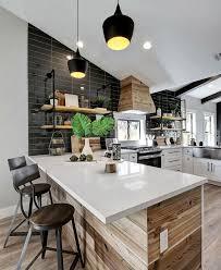Open kitchen design Open Concept Image Credit Designs Wfm Open Concept Kitchen And Living Room 55 Designs Ideas Interiorzine