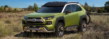 FT-AC concept SUV takes adventure to new levels at 2017 LA auto show