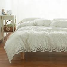 lace bedding egyptian cotton duvet covers