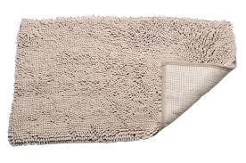 chenille bathroom rug power microfiber chenille bath mat beige legacy bath microfiber chenille bath rugs
