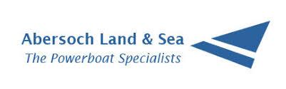 land and sea logo. abersoch land and sea logo