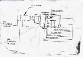 gm style headlight switch blues ford truck enthusiasts forums Ford F-150 Starter Wiring Diagram at 1960 Ford Headlight Switch Diagram