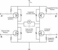 schematic h the wiring diagram schematic h bridge zen diagram schematic
