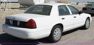 2006 Ford Crown Victoria Police Interceptor | Item 6408 | SO...
