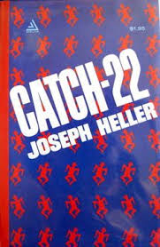 american edition of catch 22 published by dell publishing co in 1964 book showbook coverscover books