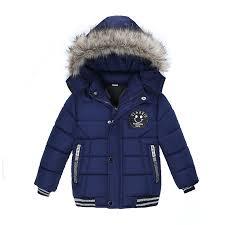 toddler baby kids girls boys winter outerwear fur
