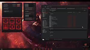 dota 2 visual style beta by yorgash on deviantart