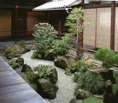 Zen Garden Designs For Small Spaces Kanchiin Landscapes For Small Spaces Japanese Courtyard