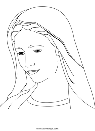 Disegno Madonna Disegni Sacro Madonna Disegni E Colori