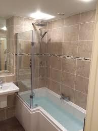 bathroom tiled walls. Small Bathroom With Tiled Walls
