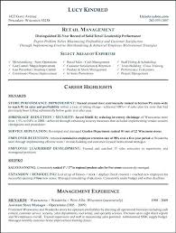 Retail Assistant Manager Resume Sample Retail Supervisor Resume
