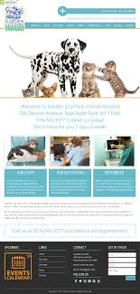 garden city park animal hospital peors revenue and employees