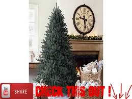 Shop Artificial Christmas Trees At LowescomArtificial Blue Spruce Christmas Tree